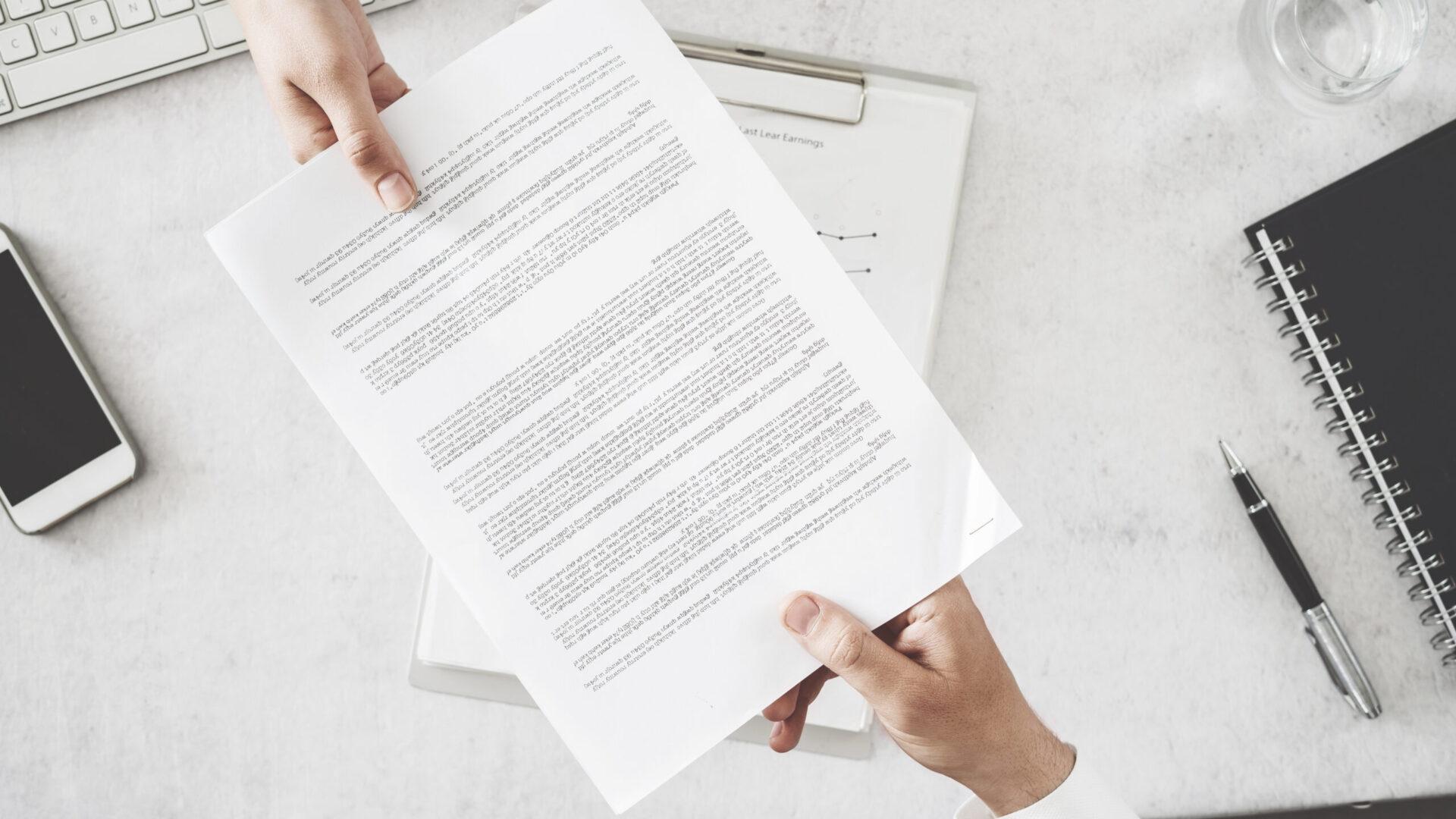 Składanie dokumentów do KRS po nowelizacji 1 lipca 2021 roku